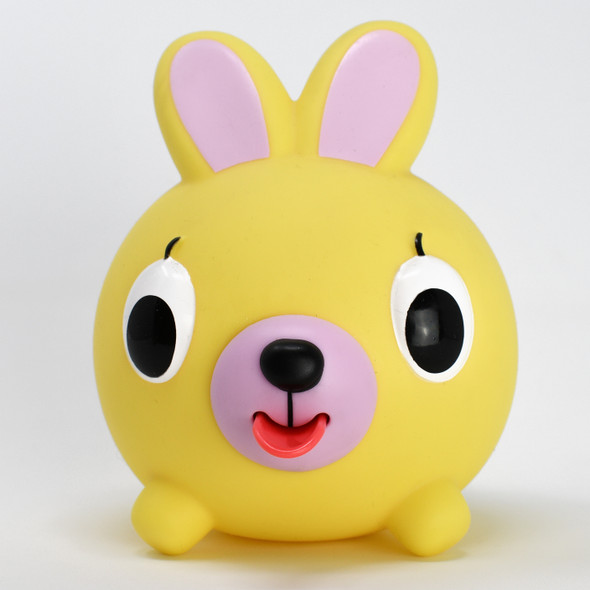 Jabber Ball Yellow Bunny