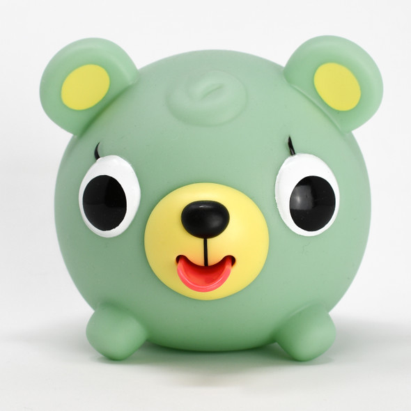 Jabber Ball Green Bear