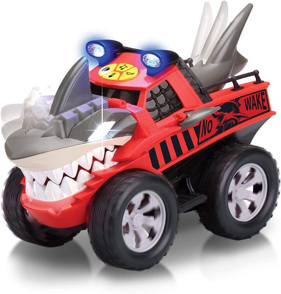 Road Rockers Red Shark Truck