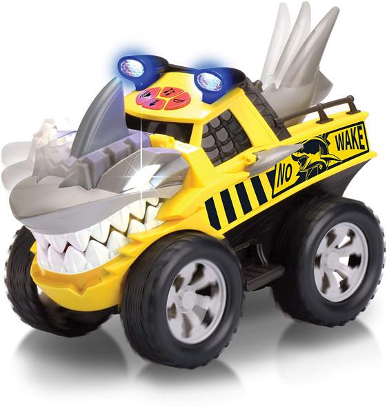 Road Rockers Yellow Shark Truck