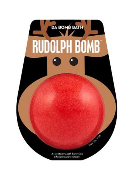 Rudolph Bath Bomb