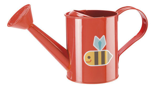 Metal Bee Watering Can