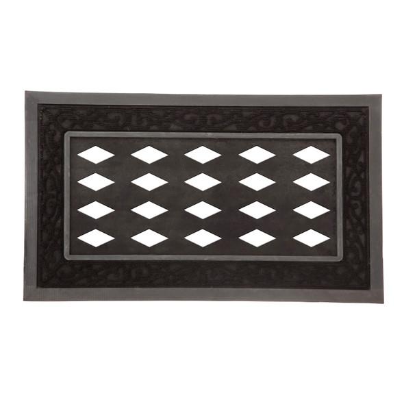 Decorative Black Sassafras Mat