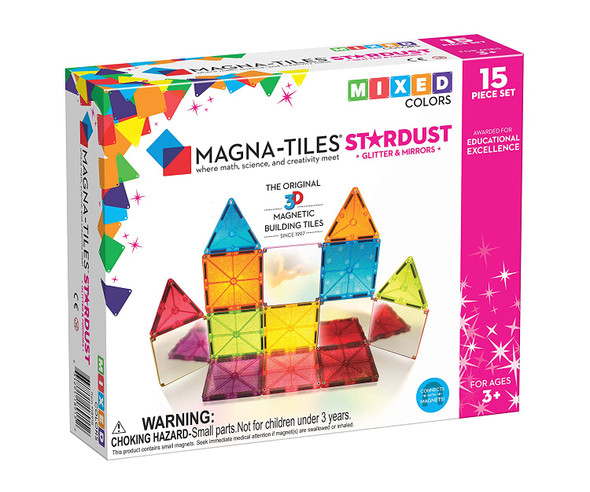 Magna-Tiles Stardust