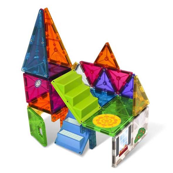 Magna-Tiles House