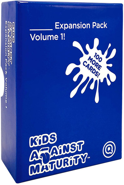 Kids Against Maturity Expansion Pack Volume 1