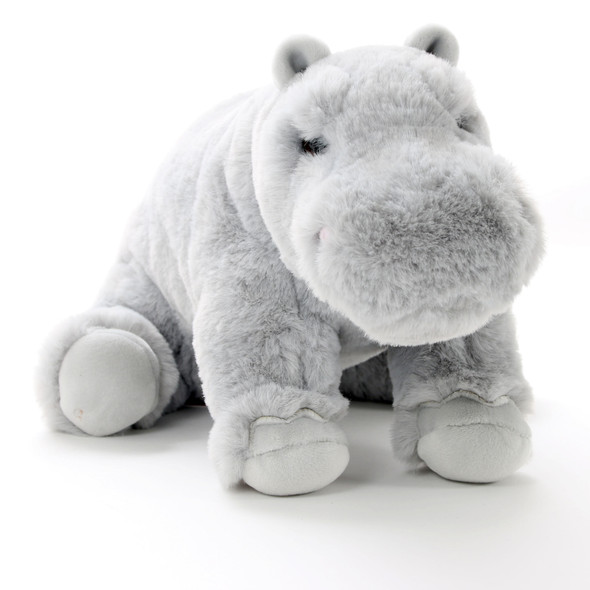Plush Soft Hippo