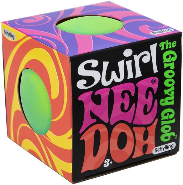 Swirl NeeDoh Squeeze Ball