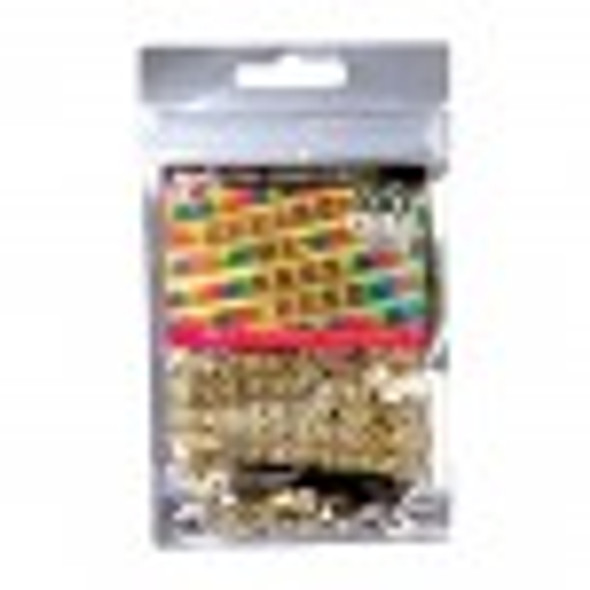TYS Gold Cube Beads
