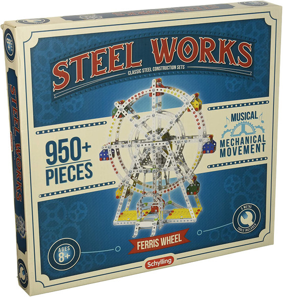 Ferris Wheel Steel Works