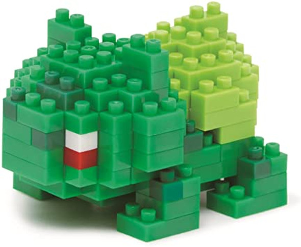 Pokemon: Bulbasaur Nanoblocks
