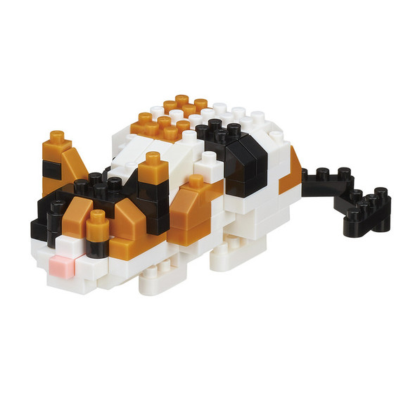 Calico Cat Nanoblocks