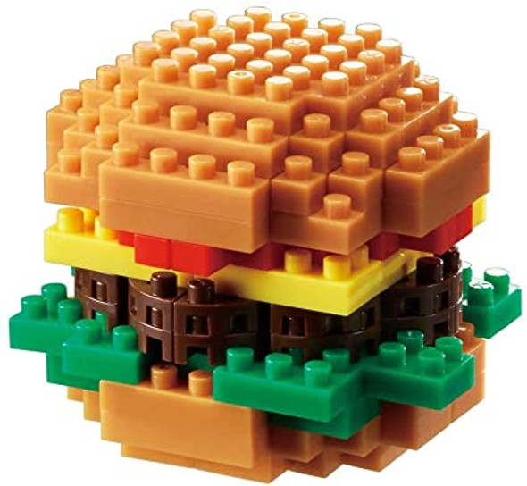 Hamburger Nanoblocks