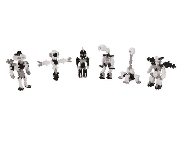 Plus Plus Robots Mystery Makers