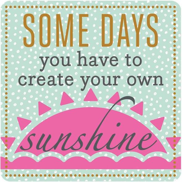 "Create Your Own Sunshine Sticker 5"""