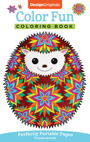 Color Fun Coloring Book