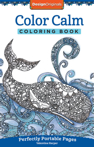 Color Calm Coloring Book