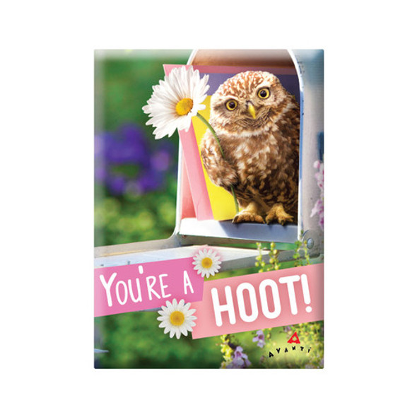 You're A Hoot Magnet
