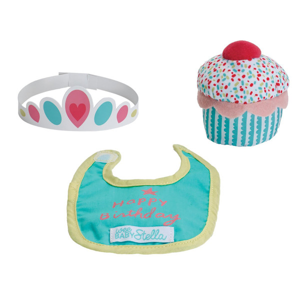 Sweet Scents Birthday Set Wee Stella Doll