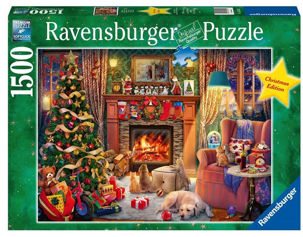 Christmas Eve 1500 pc. Puzzle