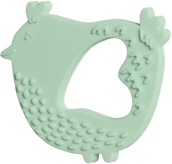 Chick Silicone Teether