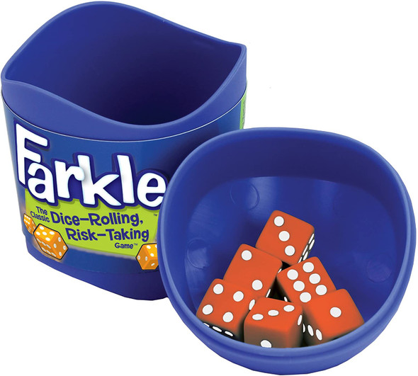 Farkle Dice Cup Game