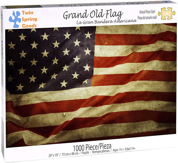 Grand Old Flag 1000pc Puzzle