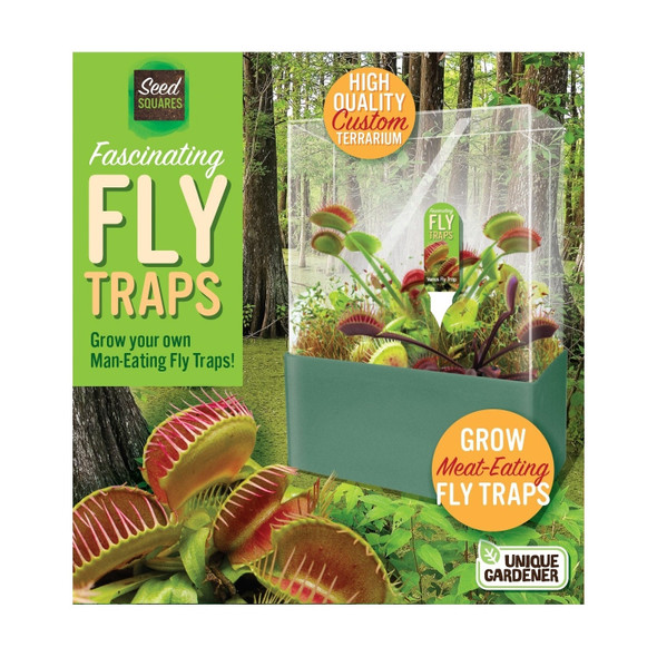 Fascinating Fly Traps Kit