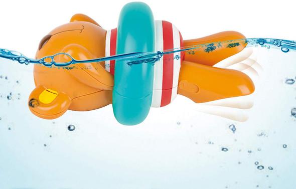 Swimmer Teddy Wind-Up Splahser