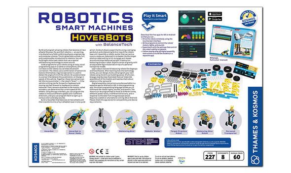 Robotics Hoverbots