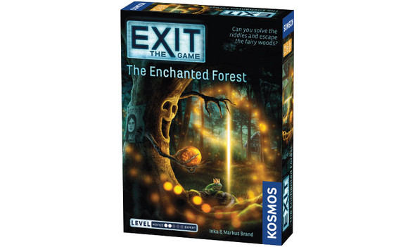 Exit: Enchanted Forest Game