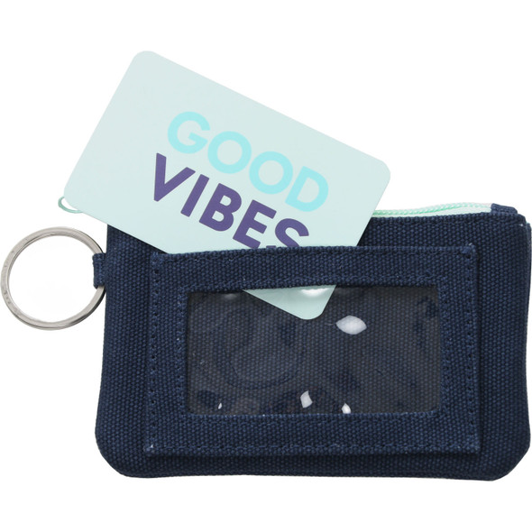 Daisy Duke Blue Wallet