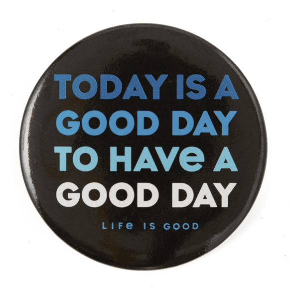 Good Day Positive Pin
