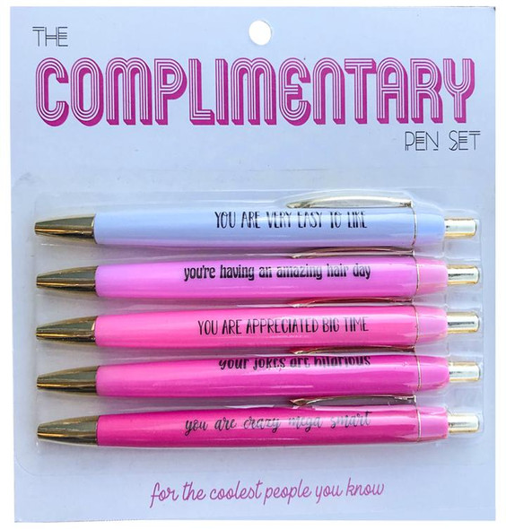The Complimentary Pen Set