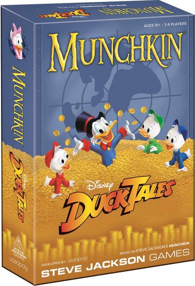 Munchkin: Ducktales