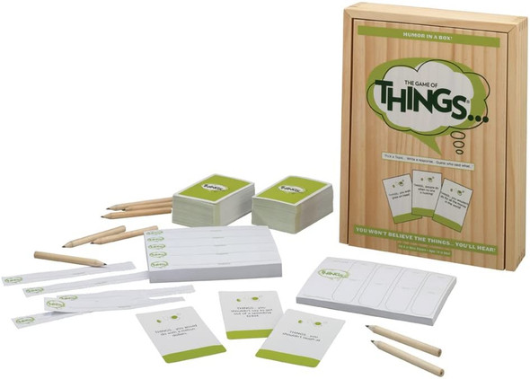 The Game of Things... Humor in a Box