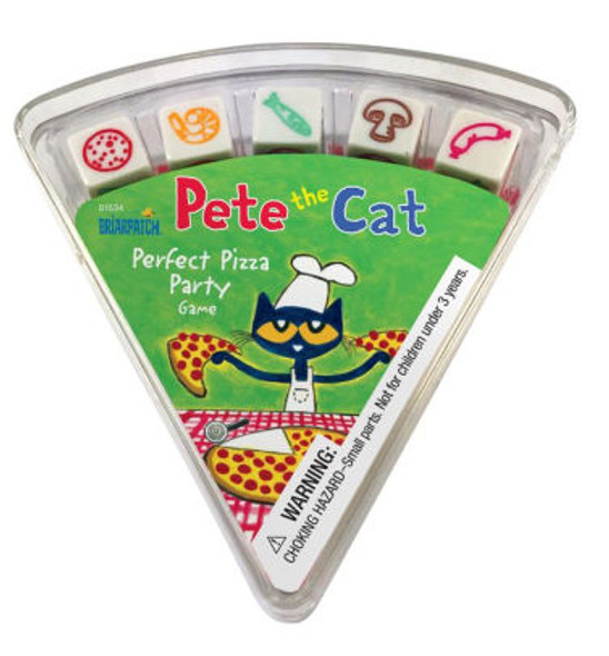 Pete the Cat Pizza Party Game