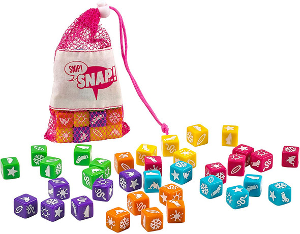 Snip Snap Dice Game