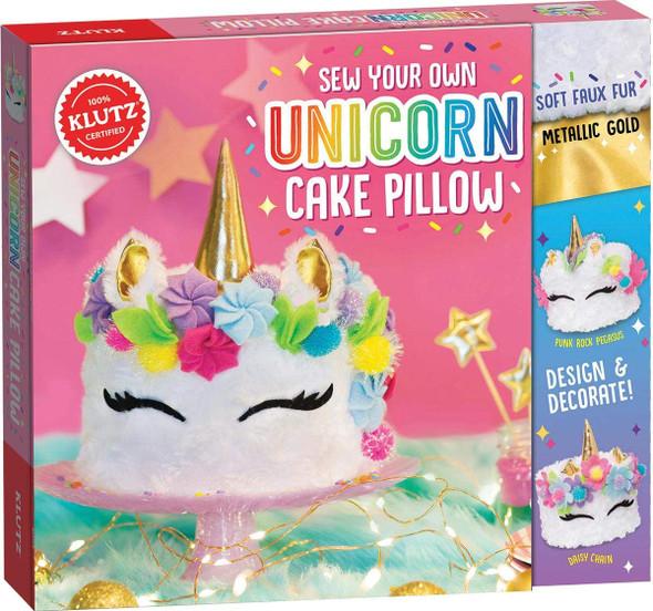 Sew Your Own Unicorn Pillow