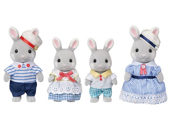 Sea Breeze Rabbit Family (Limited Edition)
