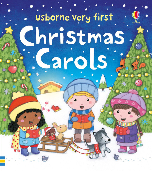 Very First Christmas Carols book