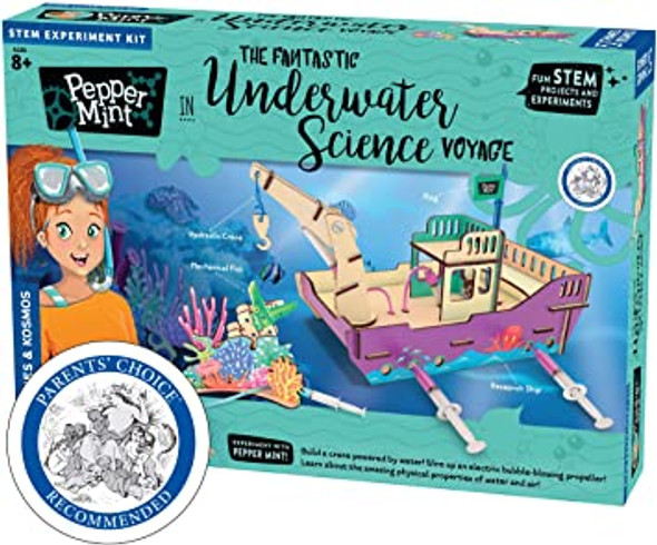 Fantastic Underwater Science Voyage Kit