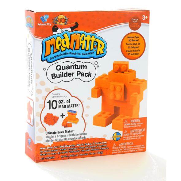 Mad Mattr Quantum Builder Pack - Orange Rush