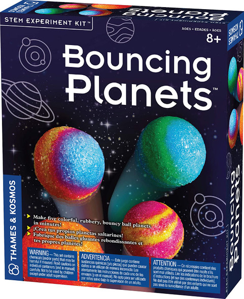 Bouncing Planets STEM Experiment Kit