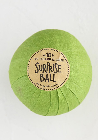 Green Surprise Ball