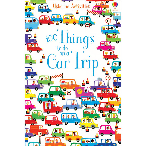 100 Things to do on a Car Trip book