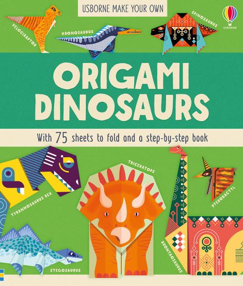 Origami Dinosaurs book