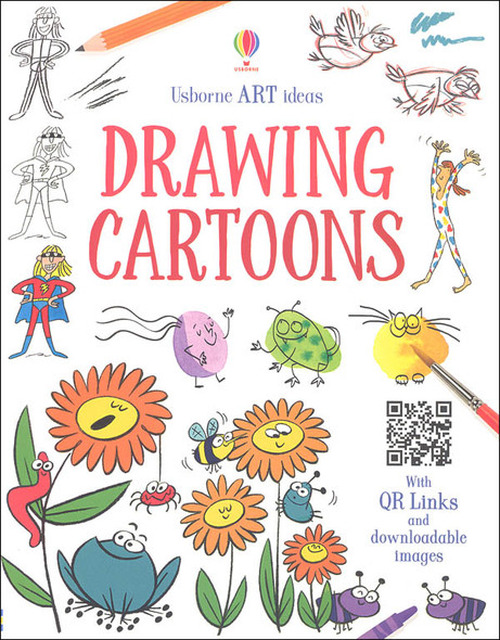 Drawing Cartoons book