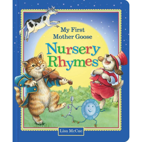 My First Mother Goose Nursery Rhymes book