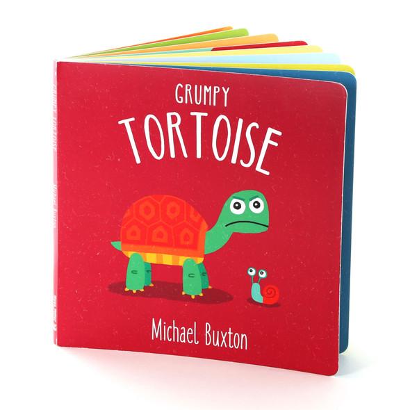 Grumpy Tortoise book